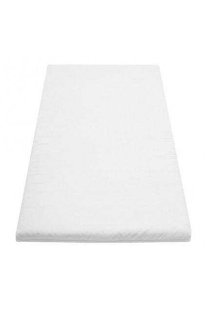 Detský matrac New Baby 140x70 kokos-molitan-kokos biely