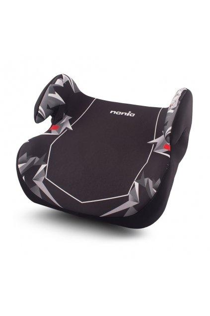 Autosedačka-podsedák Nania Topo Comfort Prisme grey 2020
