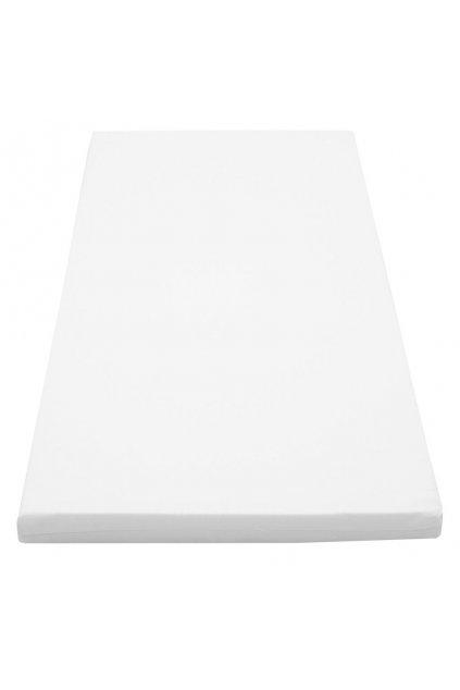 Detský penový matrac New Baby BASIC 120x60x5 biely