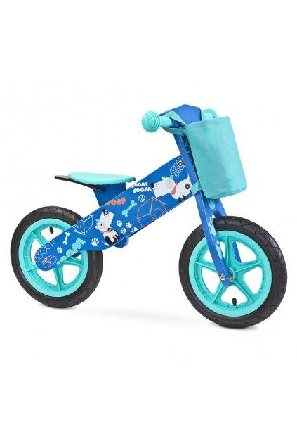 Detské odrážadlo bicykel Toyz Zap 2018 blue