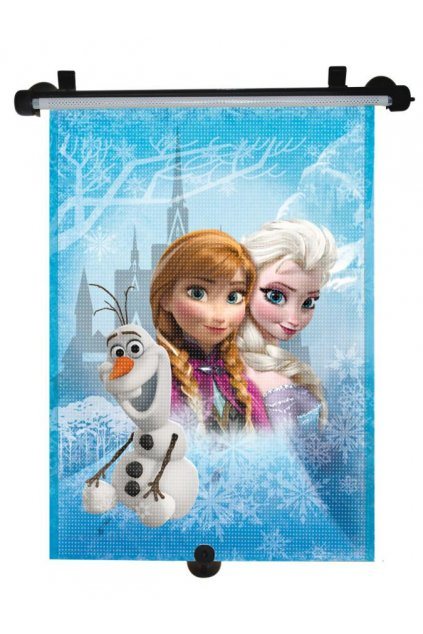 Slnečná roleta do auta Disney Frozen