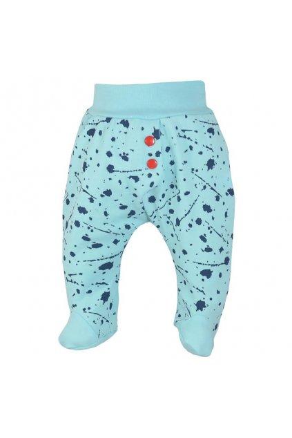 Dojčenské polodupačky Koala Hip-Hip modré