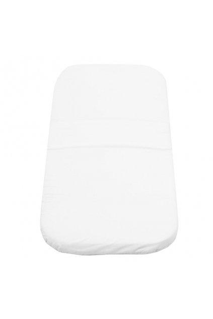 Detský matrac do kočíka New Baby BASIC 75x35x2 biely