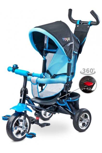Detská trojkolka Toyz Timmy blue 2017