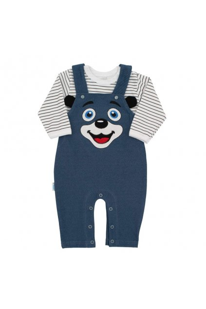 2-dielna dojčenská súprava New Baby For Babies modrá