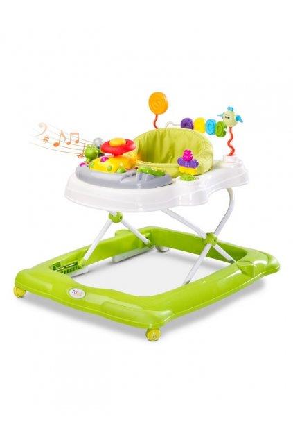Detské chodítko Toyz Stepp green