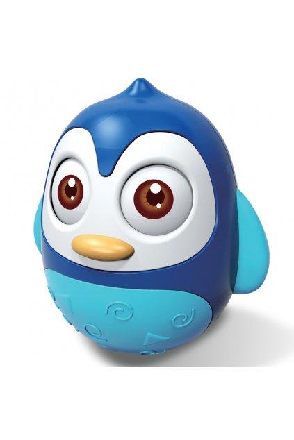 Kývajúca sa hračka Bayo tučniak blue