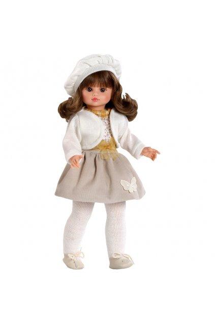 Luxusná detská bábika-dievčatko Berbesa Roberta 40cm