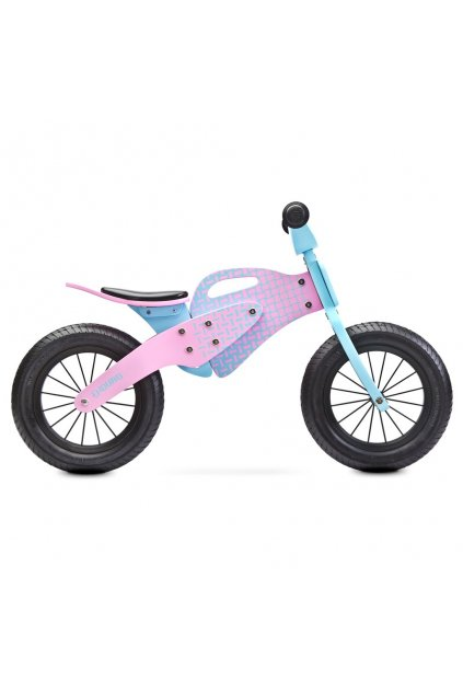 Detské odrážadlo bicykel Toyz Enduro 2018 pink