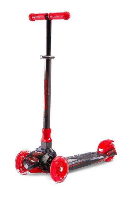 Detská kolobežka Toyz Carbon red