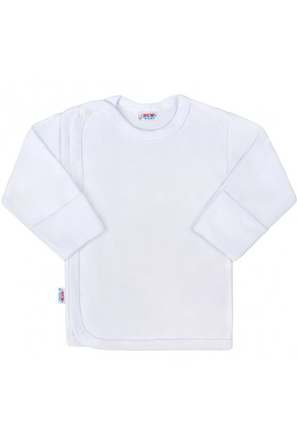 Dojčenská košieľka New Baby Classic II biela
