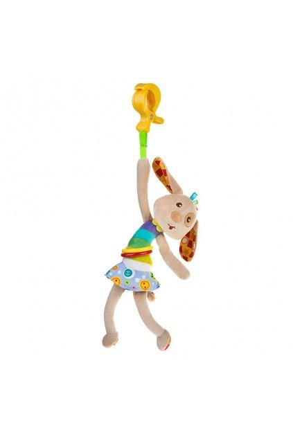 Detská plyšová hračka s vibráciou Akuku psík