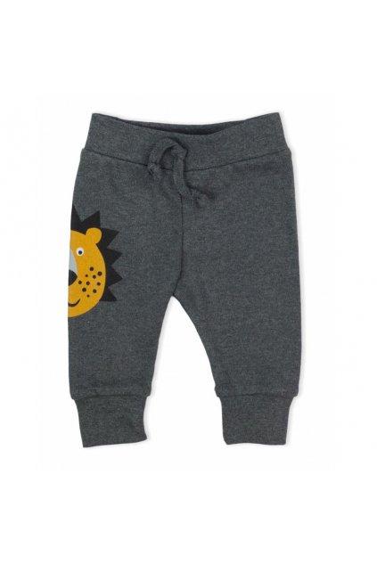 Dojčenské bavlnené tepláčky Nicol Prince Lion