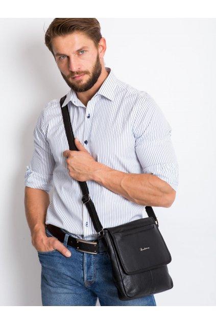 Pánska kabelka čierna kód CE-TR-013-NDM-PA.78