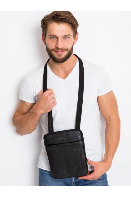Pánska kabelka čierna kód CE-TR-014-NDM-PA.79