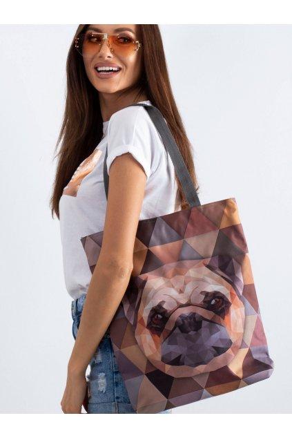 Textílna kabelka viacfarebná kód CE-TR-046.64P/SunnyFAWORYT