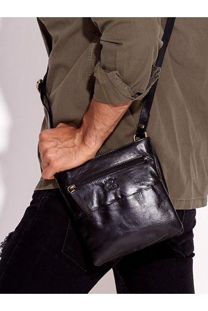 Pánska kabelka čierna kód CE-TR-108-CBH.15