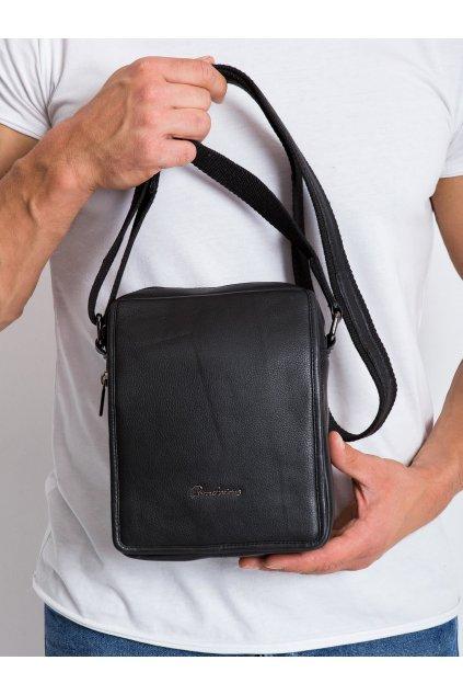 Pánska kabelka čierna kód CE-TR-5031-NDM-PA.93