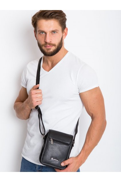 Pánska kabelka čierna kód CE-TR-504-NDM-PA.20
