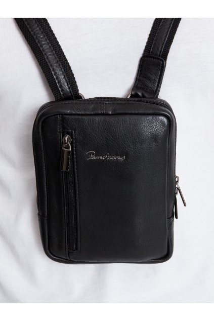 Pánska kabelka čierna kód CE-TR-778-NDM-PA.85