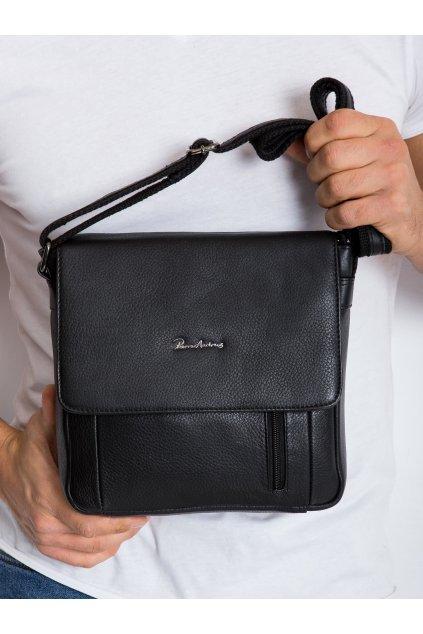 Pánska kabelka čierna kód CE-TR-787-NDM-PA.87