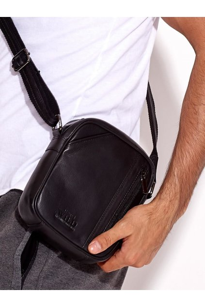 Pánska kabelka čierna kód CE-TR-8023-NDM.17