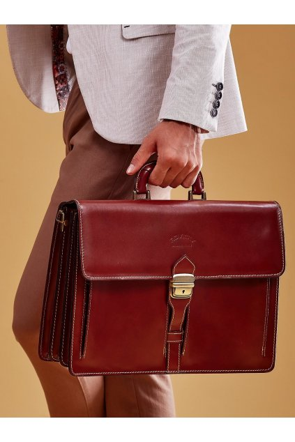 Pánska kabelka hnedá kód CE-TR-AWR-4.07