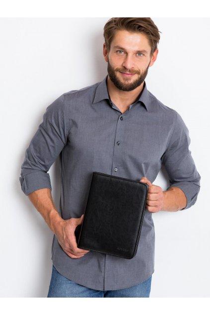 Pánska kabelka čierna kód CE-TR-BW10