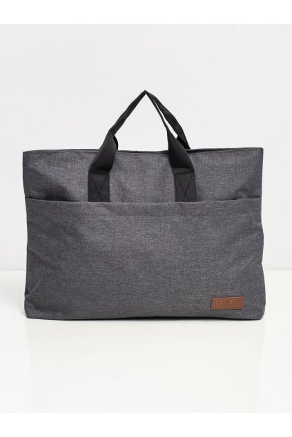 Pánska kabelka sivá kód CE-TR-NB0096-L