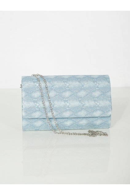 Listová kabelka svetlo-modrá kód CE-TR-YT02
