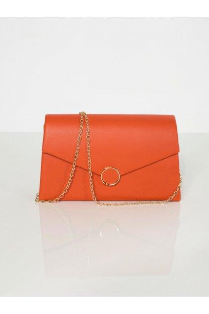 Listová kabelka svetlo-červená kód CE-TR-YT04