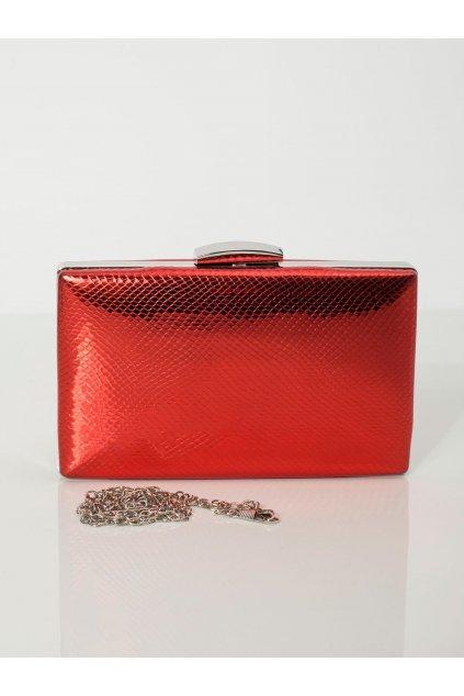 Listová kabelka červená kód CE-TR-YT07