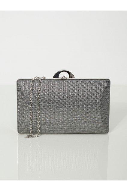 Listová kabelka sivá kód CE-TR-YT08