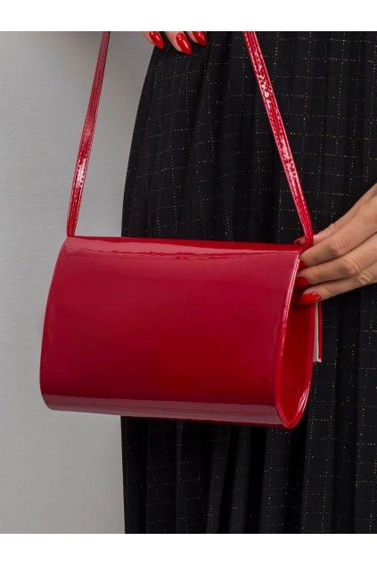 Listová kabelka tmavo-červená kód OW-TR-200107.61