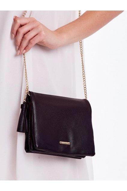 Listová kabelka čierna kód OW-TR-5503-1.11