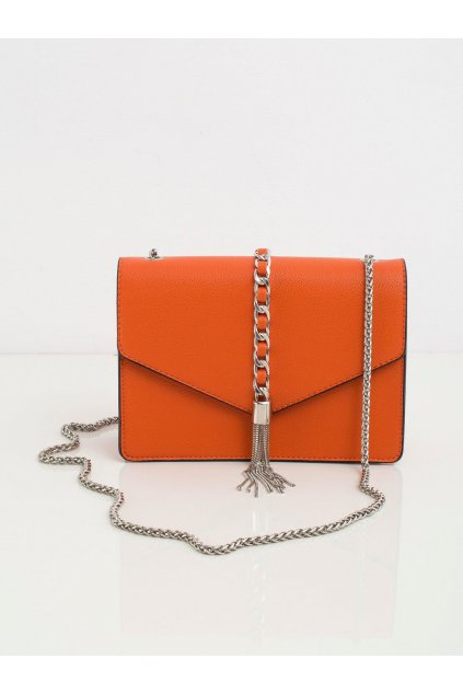 Crossbody kabelka pomarančová kód OW-TR-X6747