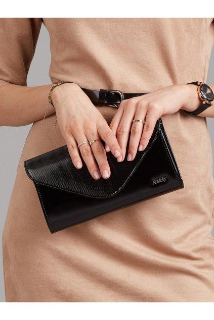 Listová kabelka čierna kód W35Extra100p