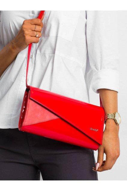 Listová kabelka červená kód W65-ex-41/MR.40P