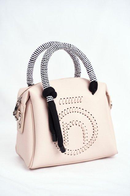 Dámska kabelka ružová NJSK kabelky NBAG-I4460-C015 PINK