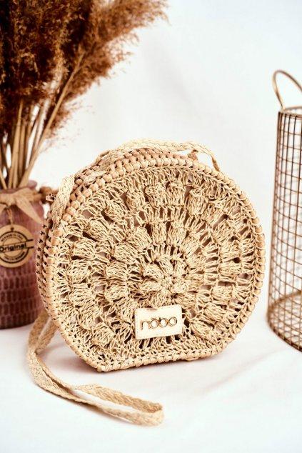 Dámska kabelka hnedá kód kabelky NJSK NOBO-NBAG-XI0440-C015