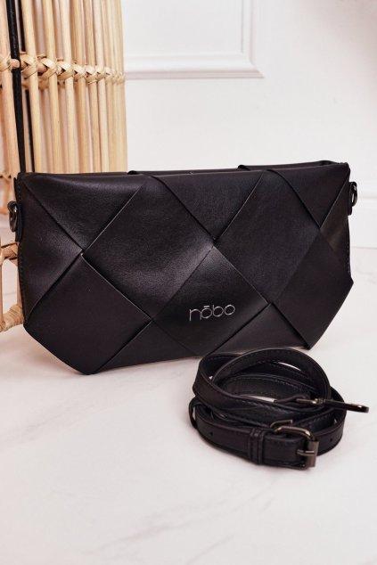 Dámska kabelka čierna kód kabelky NBAG-K1260-C020 BLK