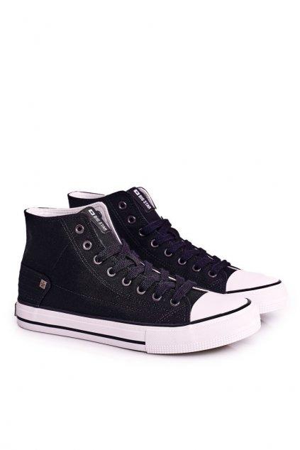 Čierna obuv kód topánok DD174249 BLACK