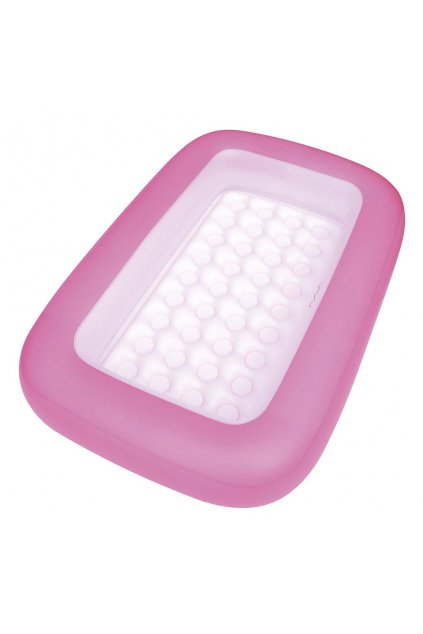 Detský nafukovací bazén Bestway 2+ ružový