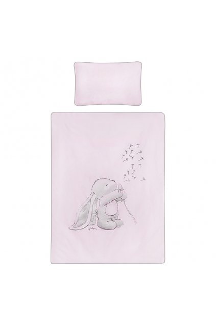 2-dielne posteľné obliečky Belisima ANDRE 90/120 ružové