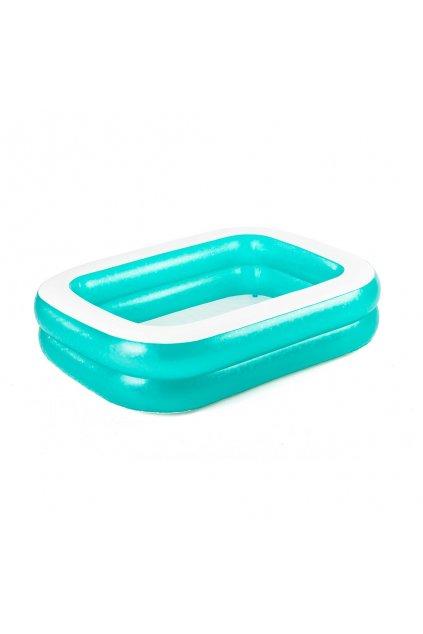 Detský nafukovací bazén Bestway 201x150x51 cm zelený