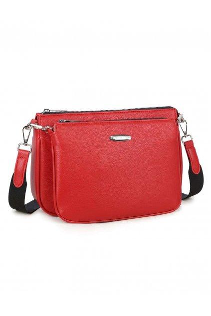 Dámska červená kabelak kód OW-TR-5830