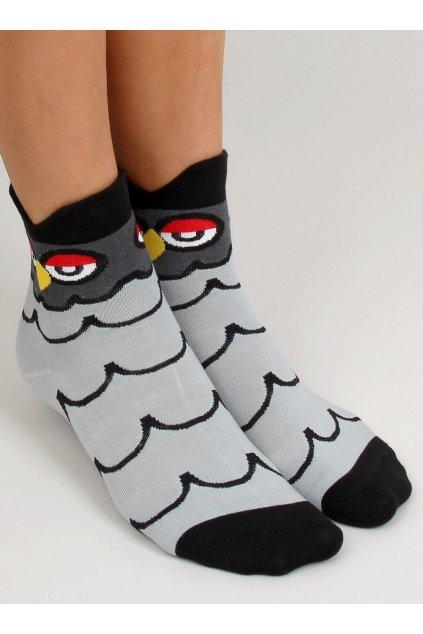 Dámske ponožky viacfarebné NJSK SK-0SL-B2-1