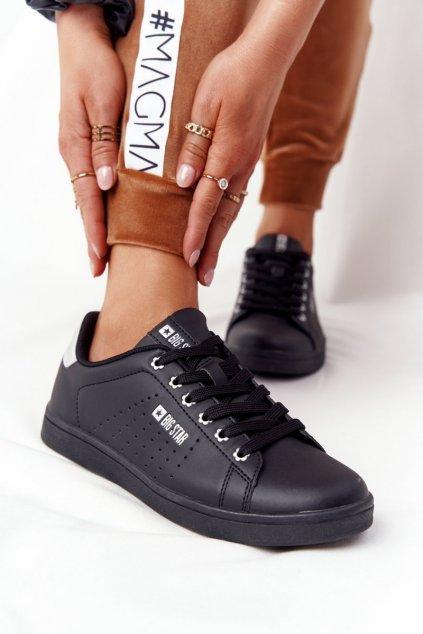 Dámske tenisky farba čierna kód obuvi DD274586 BLACK