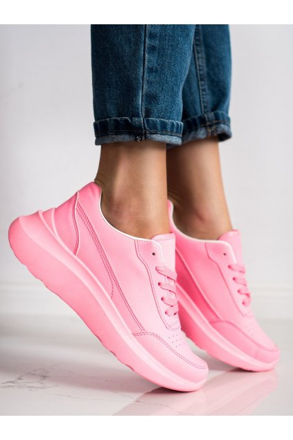 Ružové tenisky Shelovet kod LA131F