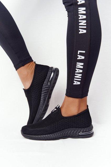 Dámske tenisky farba čierna kód obuvi NB389P BLACK